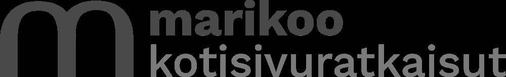 Marikoo - Kotisivujen suunnittelu