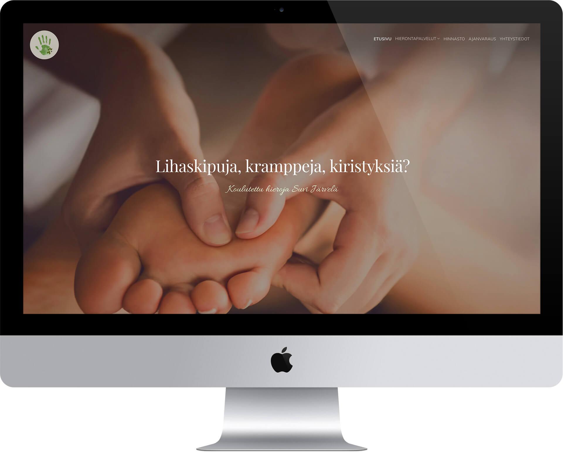 Hieroja Suvi Järvelä