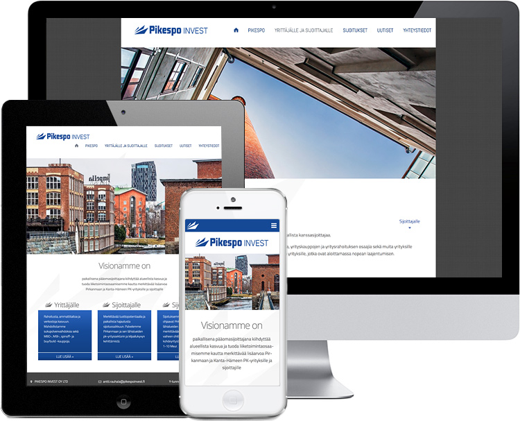 Pikespo Invest Oy Ltd