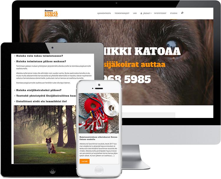 Suomen Etsijäkoirat